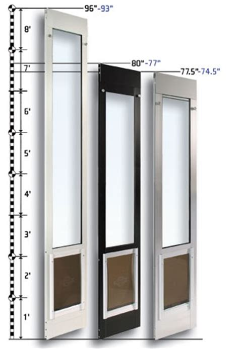 Pet Doors For Patio Sliding Door by Sliding Glass Door Patio Pet Doors Or Panel Pet Doors