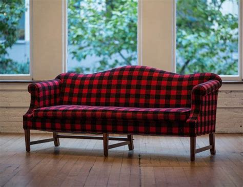 buffalo check sofa 1000 ideas about plaid couch on pinterest plaid sofa