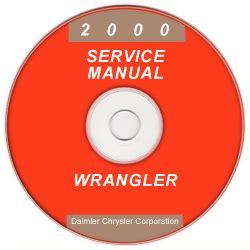 2000 jeep wrangler service shop repair manual 00 factory book mopar new jeep ebay 2000 jeep wrangler service manual cd rom
