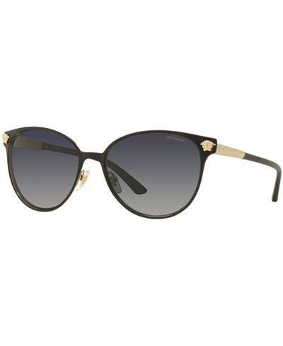 Sunglass Versace Tengkorak 1 versace sunglasses versace ve2168 sunglasses by sunglass hut handbags accessories macy s