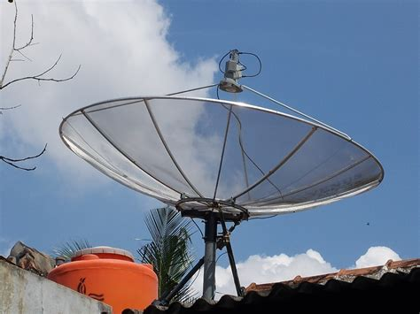 how to install parabolic antenna tv world electricity