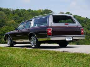 89 Chevrolet Caprice 64 Best Images About Wagons On Buick
