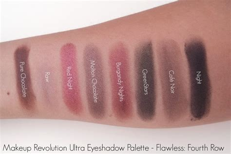 Eyeshadow Viva Untuk Shading makeup revolution the one foundation shade 11 makeup daily