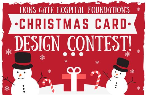 card competition card competition lions gate hospital foundation