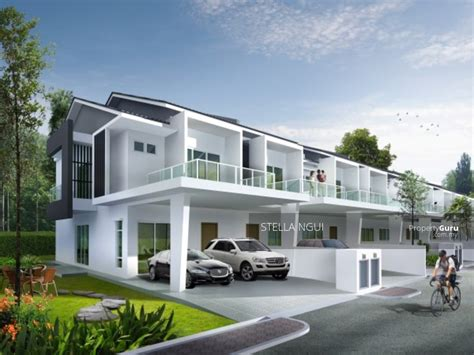 s11 house in selangor malaysia by archicentre new green homes project double storey landed properties