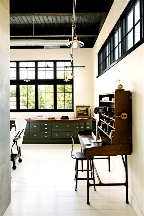29 industrial home office designs decorating ideas