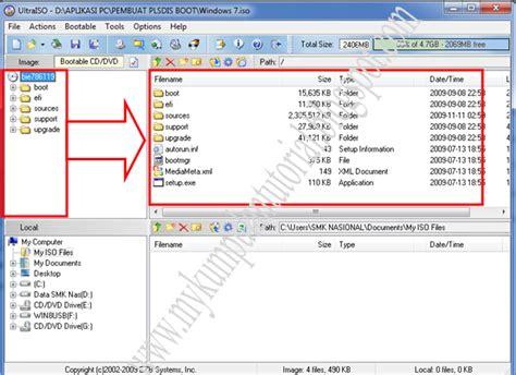 membuat flashdisk bootable xp iso cara membuat flashdisk bootable instaler windows 7 ala