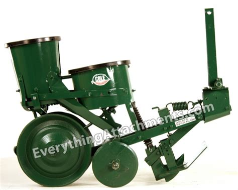 tractor seed planter everything attachments