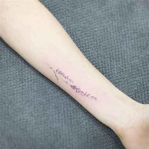 20 beautiful lavender tattoo designs and ideas tattoobloq