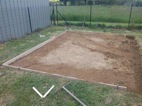 abris de jardin sans dalle beton 3996 abris de jardin sans dalle beton terrasses bois plots