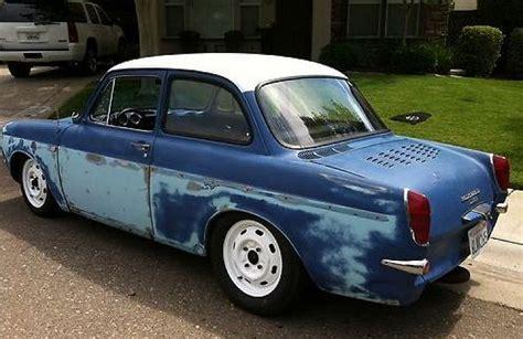 ebay listing  volkswagen  notchback ebay motors blog