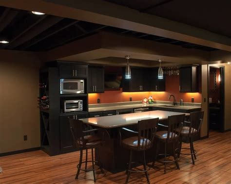 low basement ceilings basement design ideas pictures