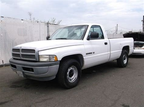 how to sell used cars 1994 dodge ram van b250 on board diagnostic system sell used 1994 dodge ram 1500 no reserve in orange