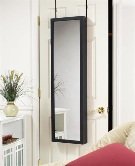 plaza astoria jewelry armoire amazon com plaza astoria wall door mount jewelry armoire
