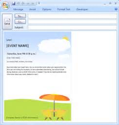 E Invite Template by Event Invite Template Email Invite