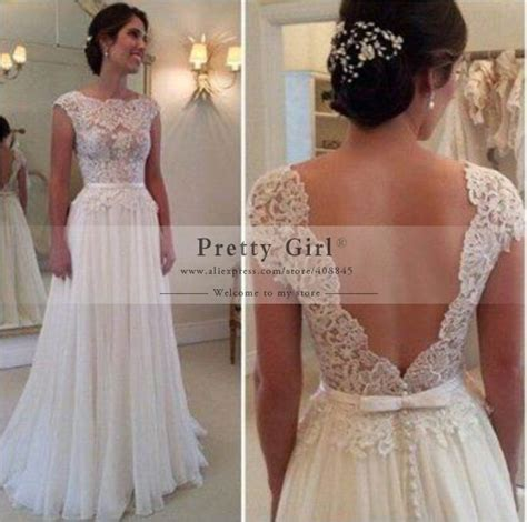 aliexpress wedding aliexpress com buy vestido de noiva 2015 appliques scoop