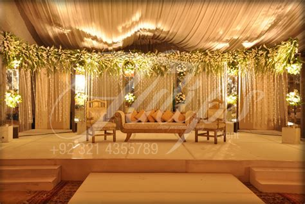 Best Pakistani wedding stage decoration ideas   Pakistani