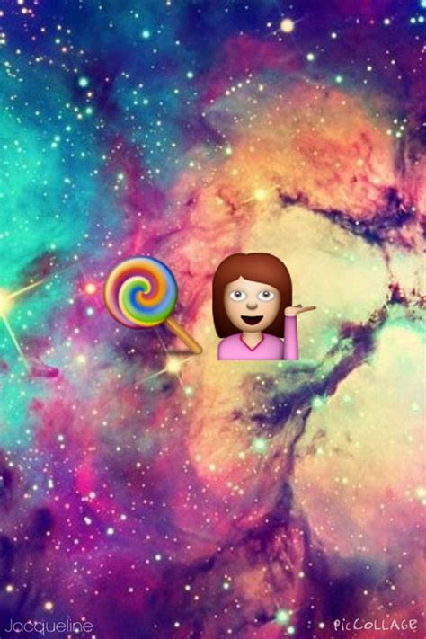 wallpaper galaxy emoji wallpaper image 2725901 by ksenia l on favim com