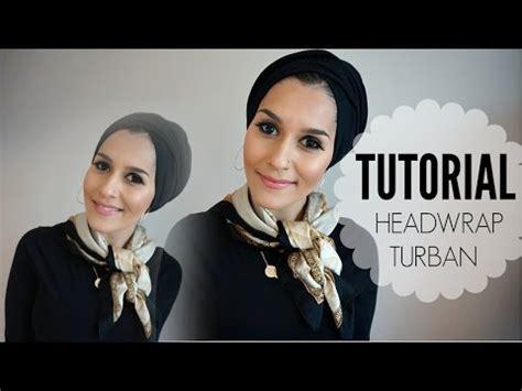 tutorial turban ascia five turban tutorials viyoutube