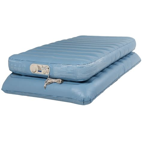 coleman air bed coleman aerobed twin air mattress double height 120v