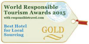 Win A With The Responsible Tourism Awards by Atlas Kasbah Ecolodge Ecolodge Morocco Riad Agadir