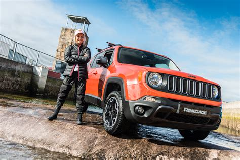 jeep water a jeep renegade go white water rafting image