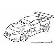 Dibujos De Cars 2 Para ColorearImprimir
