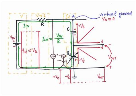 integrator circuit using rc integrator circuit using rc 28 images rc and rl differentiator and integrator circuit labs