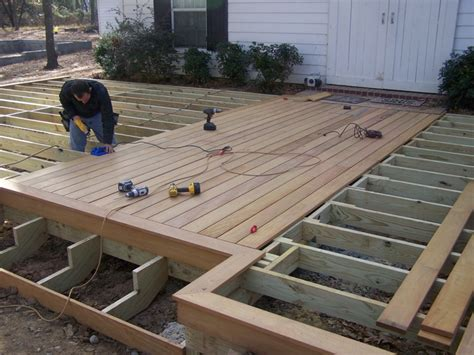 Tips On Building A Deck deck building tips anvil construction