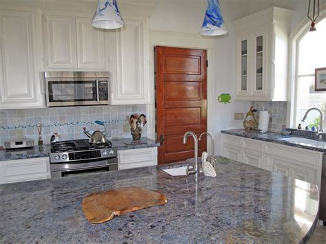 blue bahia granite installed design photos and reviews