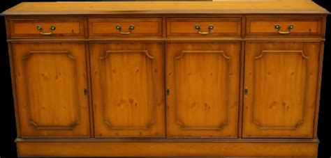 buffet anglais 4 portes 4 tiroirs longfield 1880