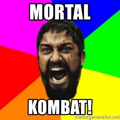 the gallery for gt mortal kombat meme