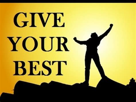 give your best motivational video best life motivation