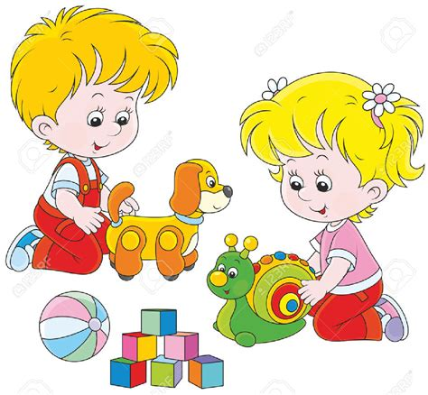 Free Play clipart free play pencil and in color clipart