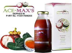 Obat Herbal Ace Maxs Pengobatan Terbaik Untuk Penyakit Komplikasi Pusat