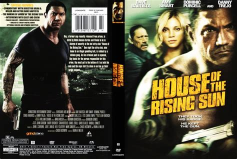 house of the rising sun house of the rising sun movie dvd scanned covers house