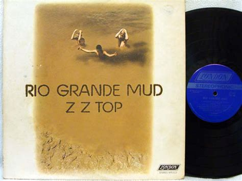 lot detail zz top billy gibbons signed quot grande mud zz top album zz top grande mud records