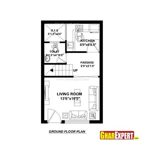 house design 15 30 feet house plan for 15 feet by 25 feet plot plot size 42