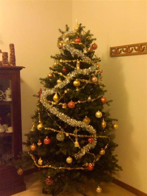 albero di natale in casa il natale a casa 171 pam s