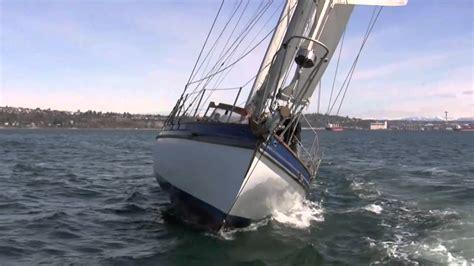 ingrid  sailboat  sale  seattle sold youtube