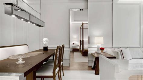 Norell New York Baccarat baccarat hotel residences midtown facilities
