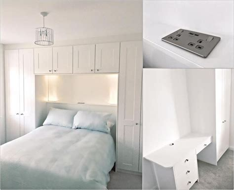 built in wardrobes and platform storage bed the sawdust best 25 wardrobe bed ideas on pinterest wardrobe in