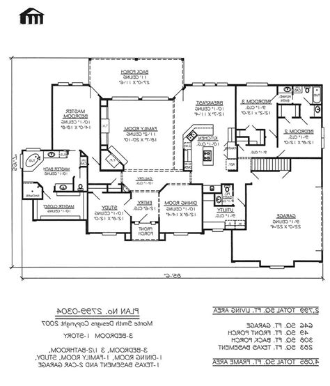 santa fe style house floor plans house design ideas house plans santa fe style house of samples