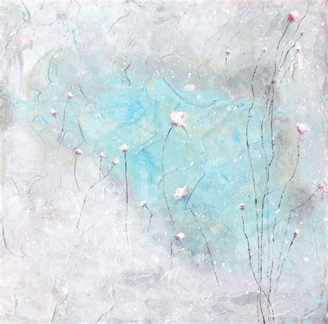 shabby chic paintings shabby chic painting pink roses original abstract