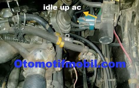Solenoid Idle Up Daihatsu Taruna Newbaru penyebab mesin mobil mati jika ac nyala otomotif mobil