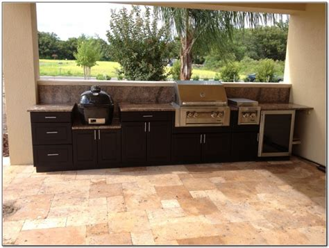 Cabinets For Outdoor Kitchen Modern Outdoor Kitchen Cabinets