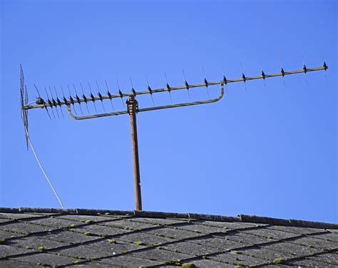how to make a tv antenna explained with pictures
