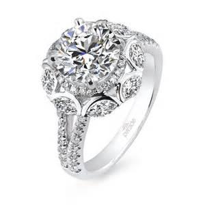 unique engagement ring settings part vi crazyforus