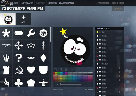 emblem maker battlefield 1 the battlefield 4 emblem thread battlefield 4 bomb