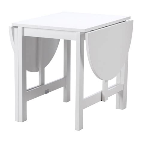 Drop Leaf Table White Skoghult Drop Leaf Table Ikea